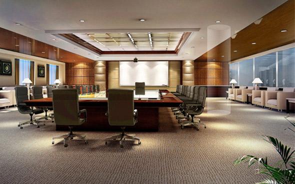 办公空间设计(开发区税务局会议室设计方案)