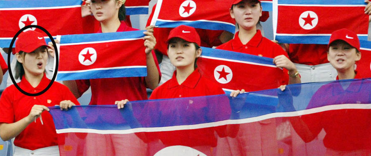 """KIM JONG-UNS WIFE IS A FORMER TRAFFIC GIRL! And the sister of recent """"Hero Of The Republic"""" recipient! E8a1c8a92cb629c7a206eb00db35c62d"""